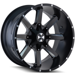 Cali Offroad Busted Black Wheels