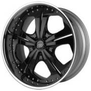 CEC C721 Black Forged