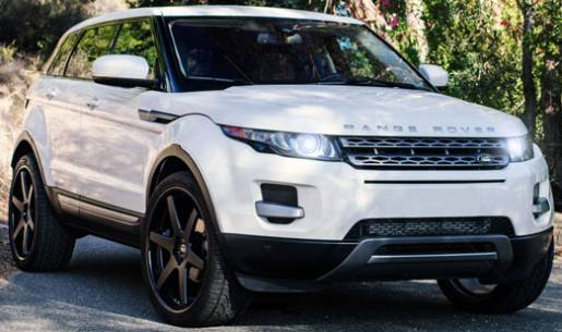 Concept One 6.0 on Range Rover Evoque