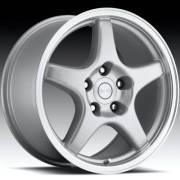 Corvette C4 ZR1 Silver