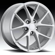 Corvette C6 Z06 Spyder Silver