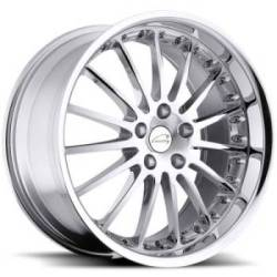 Coventry Whitley Chrome Wheels for Jaguar