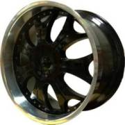 Creative Design 117B Wheels