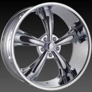 DCenti DW 19A Chrome Wheels