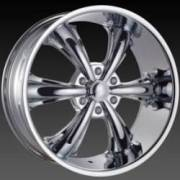 DCenti DW 19B Chrome Wheels