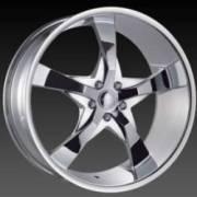 DCenti DW 39 Chrome Wheels