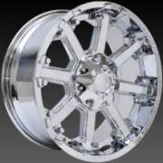 DCenti Wheels DW 3 Chrome Wheels