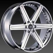 DCenti DW 6B Chrome Wheels