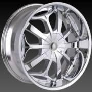 DCenti DW 701 Chrome Wheels