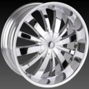 DCenti DW 702 Chrome Wheels