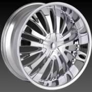 DCenti DW 705 Chrome Wheels
