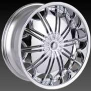 DCenti DW 706 Chrome Wheels
