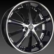 DCenti DW 707 Chrome Wheels