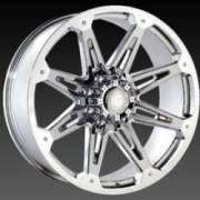 DCenti DW 901 Chrome Wheels