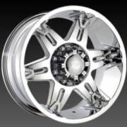DCenti DW 902 Chrome Wheels