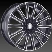 DCenti DW 905 Black Machined Wheels