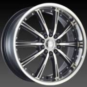 DCenti DW 906 Machine Black Wheels