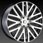 DCenti DW 910/M Machine Face Black Wheels