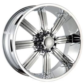 DCenti DW 903 Chrome Wheels