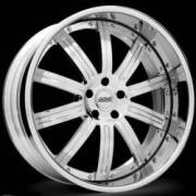 Donz Wheels Anastasia Chrome
