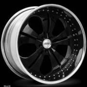 Donz Wheels Brasco Black