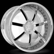 Donz Wheels Brigante Chrome