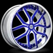 Donz Wheels Bruno Blue