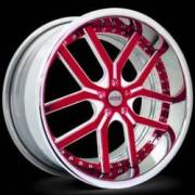Donz Wheels Bruno Red