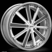 Donz Wheels Cirillo Chrome