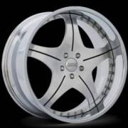 Donz Wheels Costello Chrome