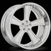 Donz Wheels De La Croce Chrome