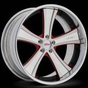 Donz Wheels De La Croce Red