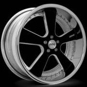 Donz Wheels Ferrigno Black Chrome