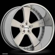 Donz Wheels Ferrigno Chrome