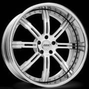 Donz Wheels Galante Chrome