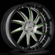 Donz Wheels Gallo Green