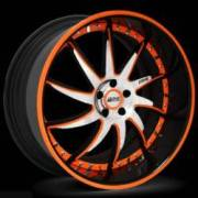 Donz Wheels Gallo Orange