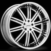 Donz Wheels Giancana Chrome Black