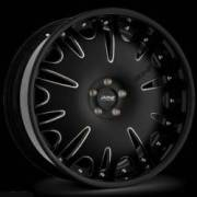 Donz Wheels Gotti Black