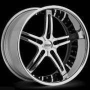 Donz Wheels Graziano Black