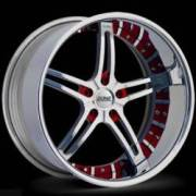 Donz Wheels Giancana Graziano Red