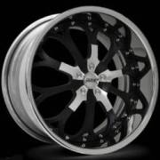 Donz Wheels Juarez Black