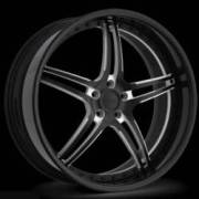 Donz Wheels Masseria Black White
