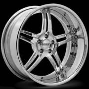 Donz Wheels Masseria Chrome