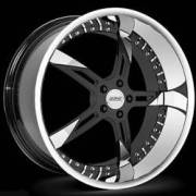 Donz Wheels Masseria Black
