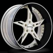 Donz Wheels Messina White