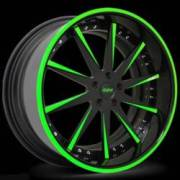 Donz Wheels Pennini Green