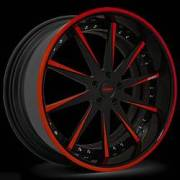 Donz Wheels Pennini Red