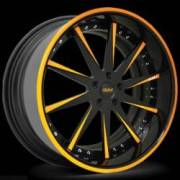 Donz Wheels Pennini Yellow