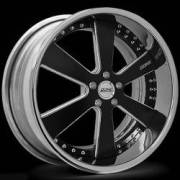 Donz Wheels Salerno Black Chrome